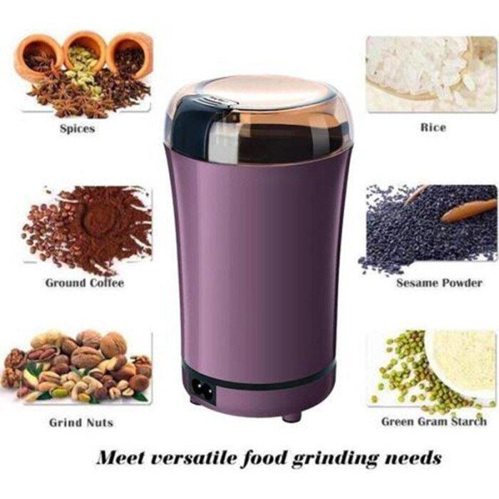 電動研磨機✨ 五穀雜糧☑ 調料☑ 中藥材☑ 肉類☑ 咖啡豆