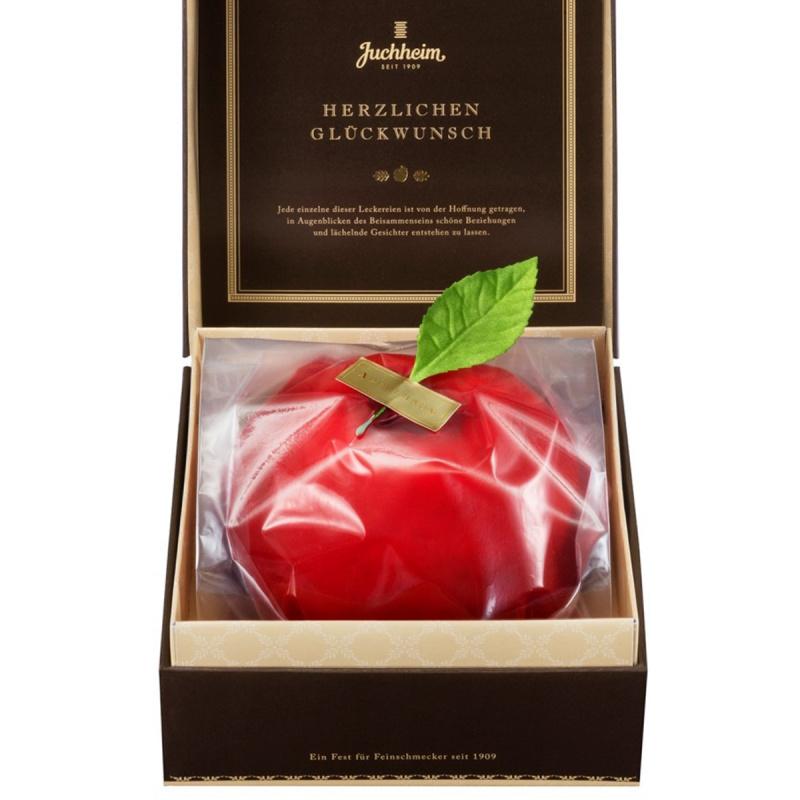 日本Juchheim 原個蘋果 極品年輪蛋糕禮盒 650g【市集世界 - 日本市集】