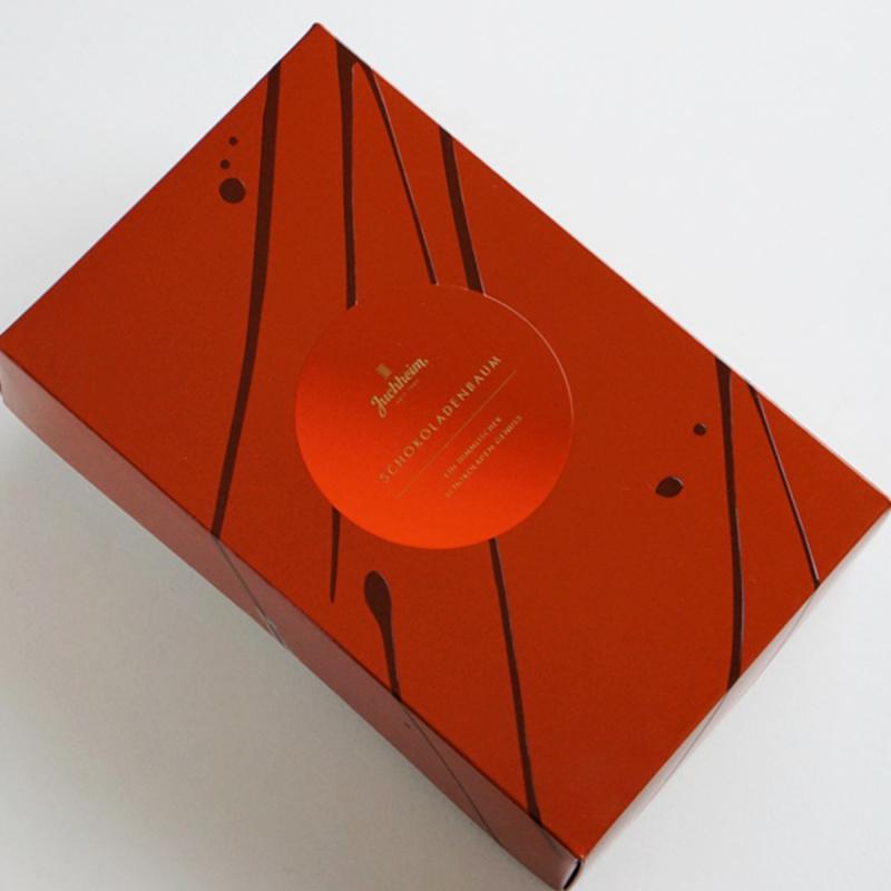日本Juchheim 季節限定 迷你朱古力脆皮年輪蛋糕 獨立包裝禮盒 (1盒6件)【市集世界 - 日本市集】