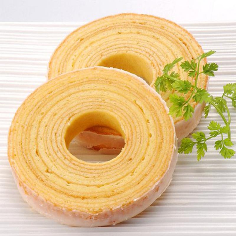 日本Juchheim 迷你年輪蛋糕 獨立包裝禮盒 (1盒6件)【市集世界 - 日本市集】