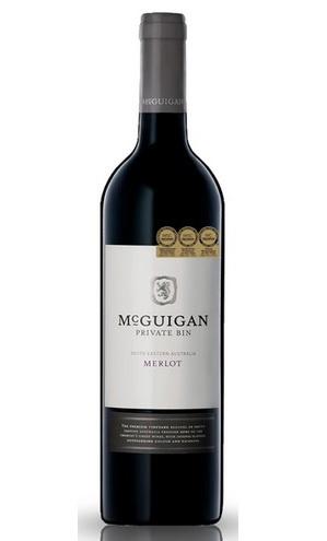 McGuigan Private Bin Merlot 麥基根 珍藏 梅洛