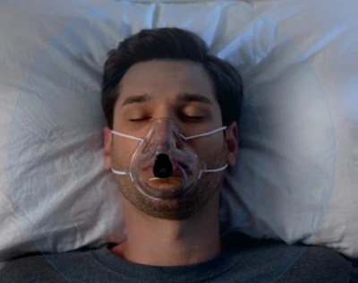 Snore Circle 智能睡眠呼吸檢測儀 [3-7工作天寄出]