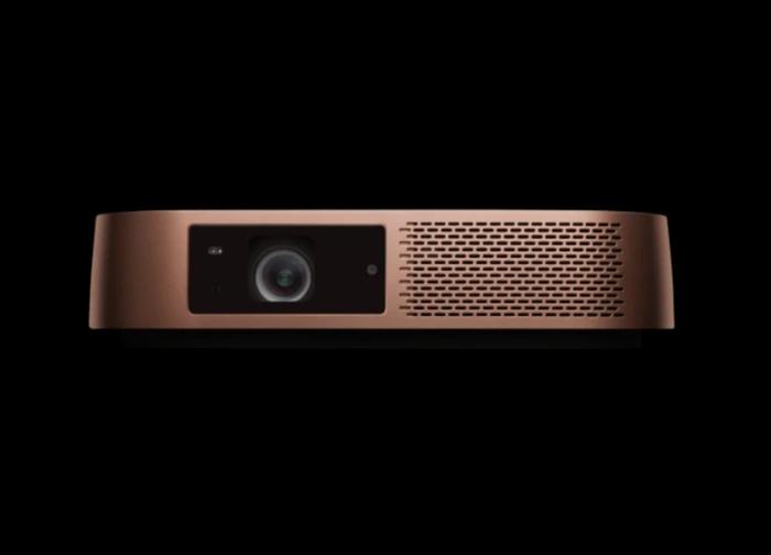 ViewSonic M2 Full HD 1080p 3D 無線智慧微型投影機 送50寸桌幕 [2-5工作天寄出]