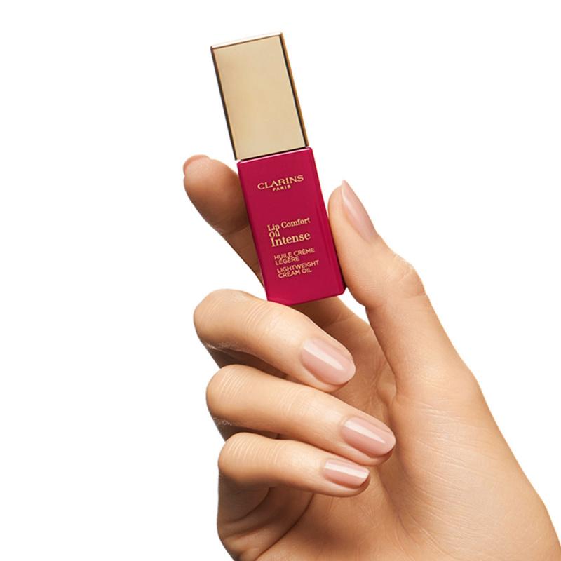 Clarins Lip Comfort Oil Intense 凝亮顯色護唇 05 Intense Pink 6ml