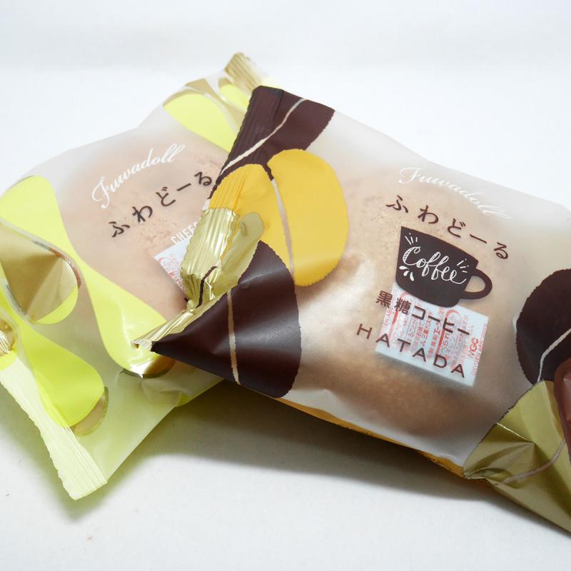 日本 畑田本舖 黑糖咖啡及芝士忌廉夾心 布雪蛋糕禮盒 (1盒5件)【市集世界 - 日本市集】