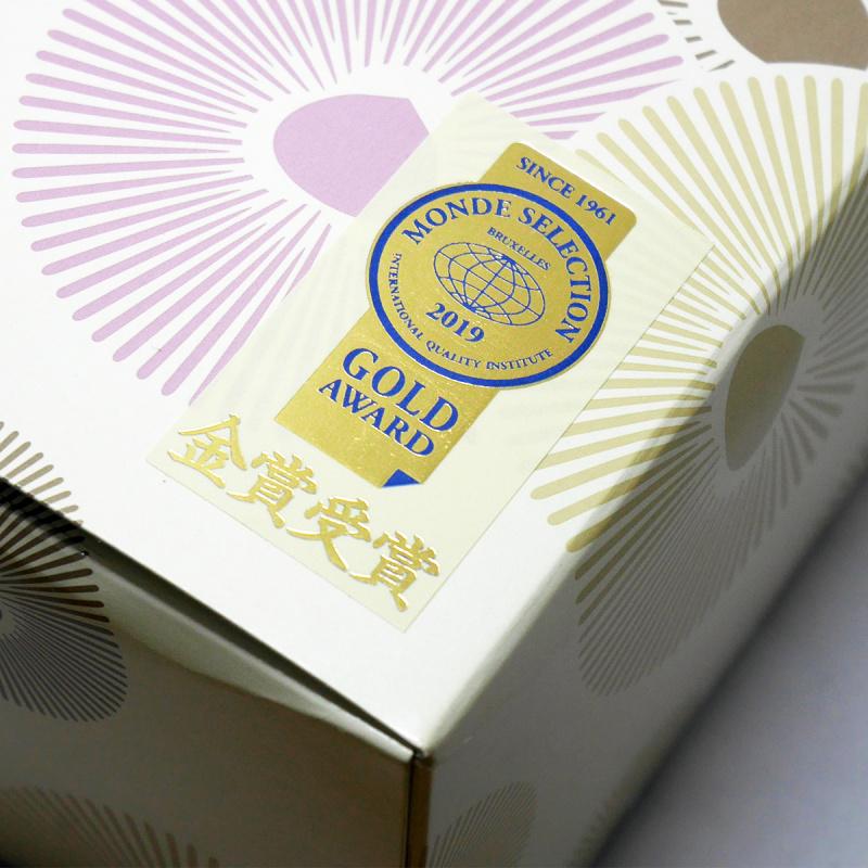 日本 畑田本舖 金賞招牌作 栗子紅豆柚子蓉 原條蛋糕禮盒【市集世界 - 日本市集】