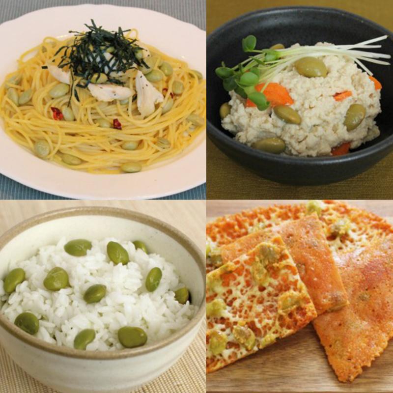 日本 イチビキ 健康即食熟豆 蒸枝豆 60g (2件裝)【市集世界 - 日本市集】