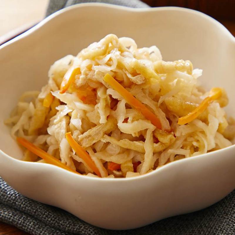 日本 イチビキ 無添加即食前菜料理 減鹽厚切蘿蔔乾 90g (2件裝)【市集世界 - 日本市集】