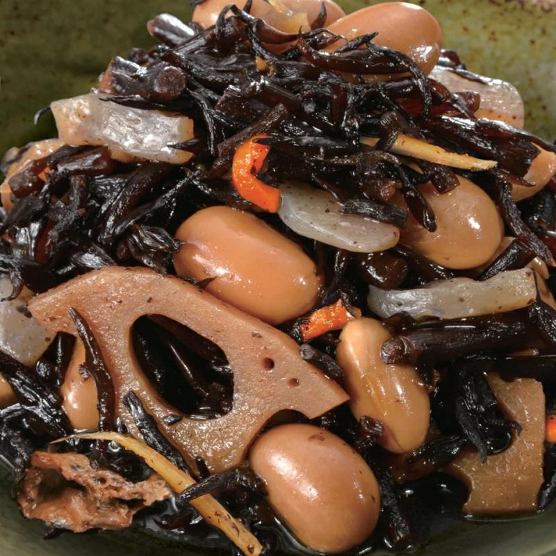 日本 イチビキ 無添加即食前菜料理 減鹽鰹魚昆布味雜錦蔬菜 80g (2件裝)【市集世界 - 日本市集】