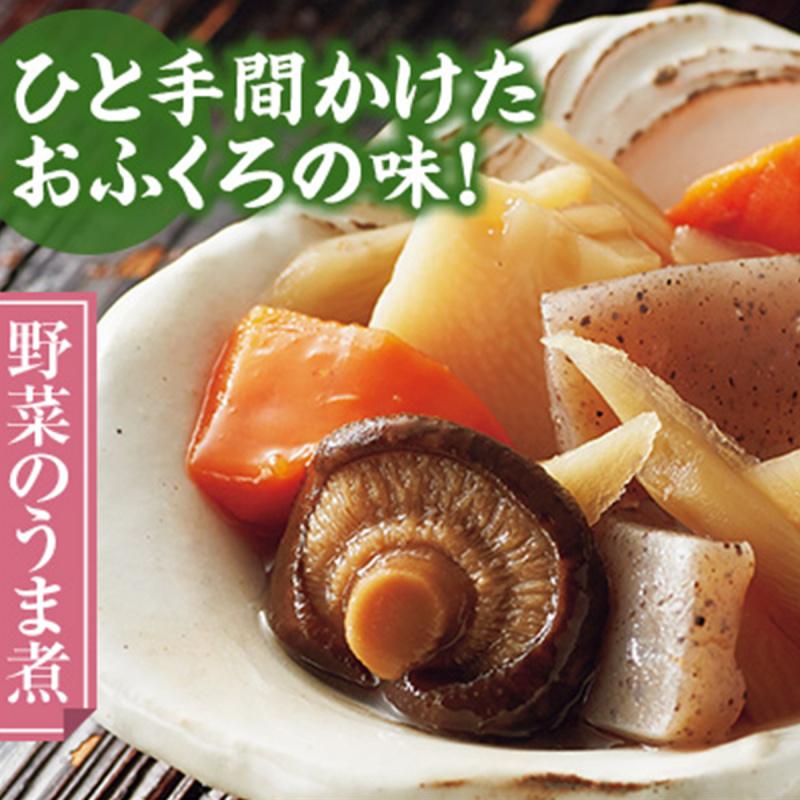 日本 イチビキ 無添加即食前菜料理 鮮味煮雜錦蔬菜 60g (2件裝)【市集世界 - 日本市集】