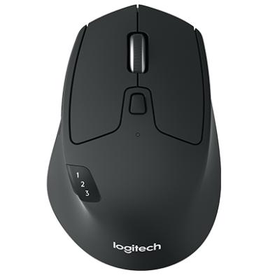 Logitech M720 TRIATHLON Multi-device 跨平台無線滑鼠