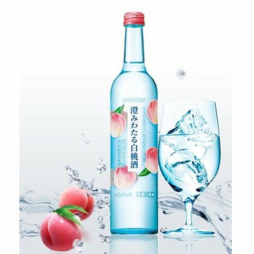 特別口味推介~Suntory三德利 白桃+葡萄酒 (2支優惠價$88)⚡️