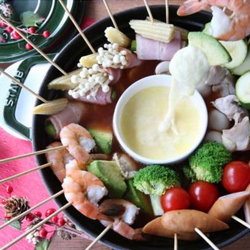日本Mizkan 湯包 蔬菜通心粉芝士 火鍋湯底 750g【市集世界 - 日本市集】