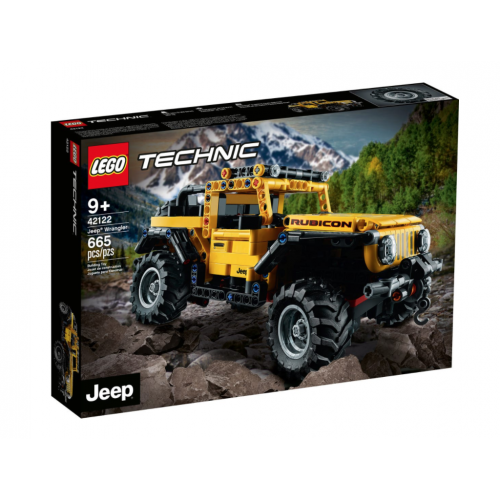 LEGO® 42122 Jeep® Wrangler (Technic)