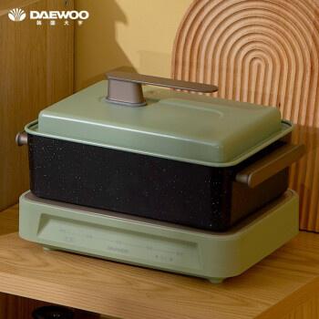 DAEWOO-S11-多功能料理鍋