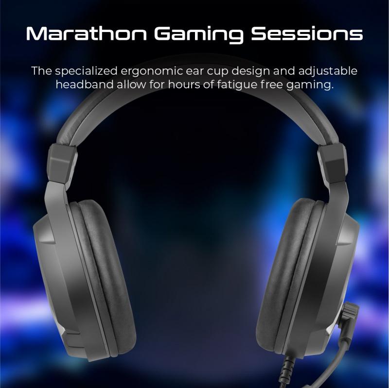 Vertux Manila - 超擬真遊戲耳機