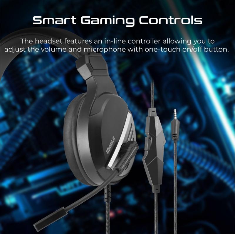 Vertux Denali - 高保真環繞聲遊戲耳機