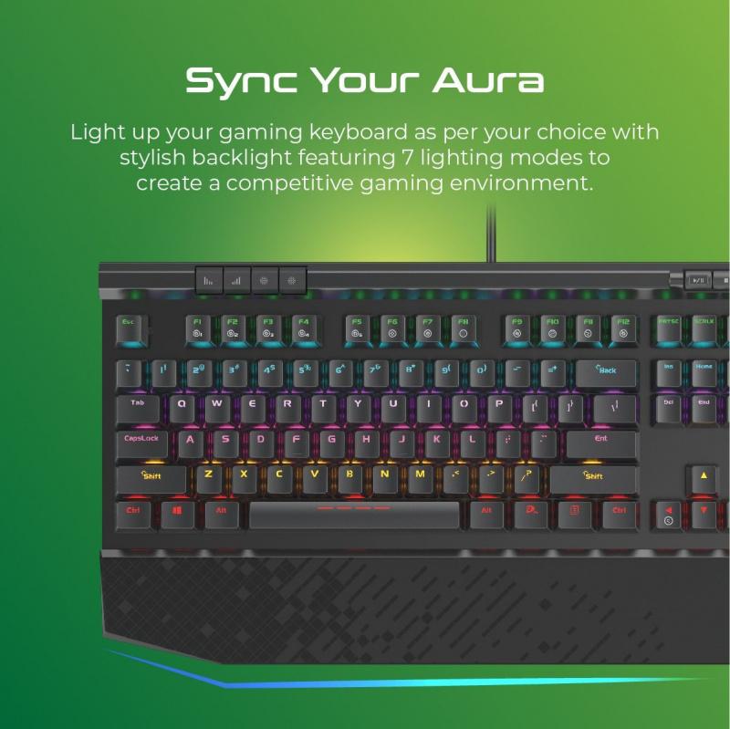Vertux Tungsten - 超級動作機械遊戲鍵盤