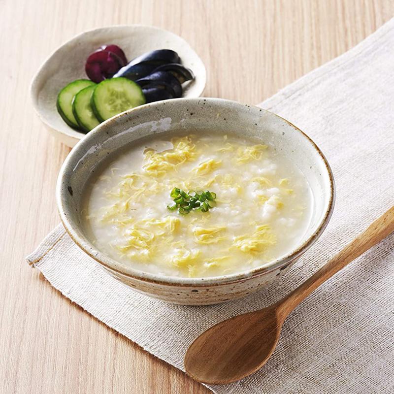 日本 三菱控糖 即食粥 減糖45% 鰹魚昆布味和風玉子粥 220g【市集世界 - 日本市集】