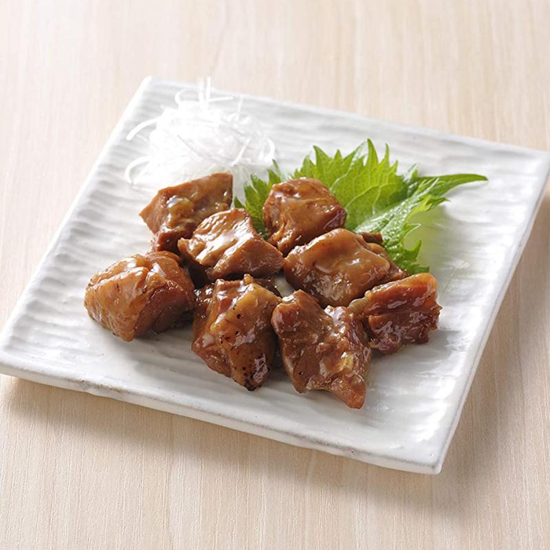 日本 三菱控糖 即食罐頭 減糖35% 日本國產雞肉 碳火燒烤串 90g【市集世界 - 日本市集】