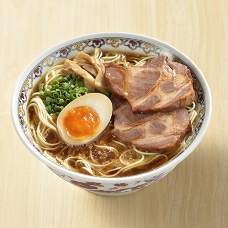日本 三菱控糖 麵食 減糖35% 醬油拉麵 (2食入) 218g【市集世界 - 日本市集】