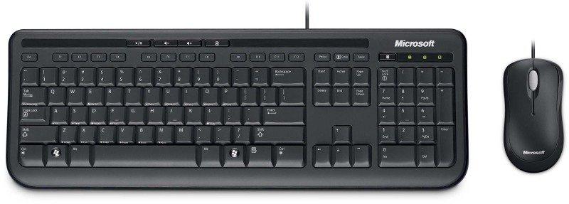 Microsoft Wired Desktop 600 【香港行貨】
