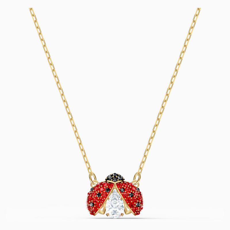 Swarovski - Sparkling Dance Ladybug 項鍊 (5521787)