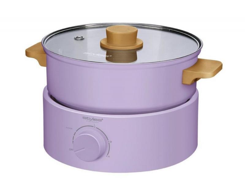 瑞士品牌 STYLIES 多功能料理鍋煮食鍋 - 2色