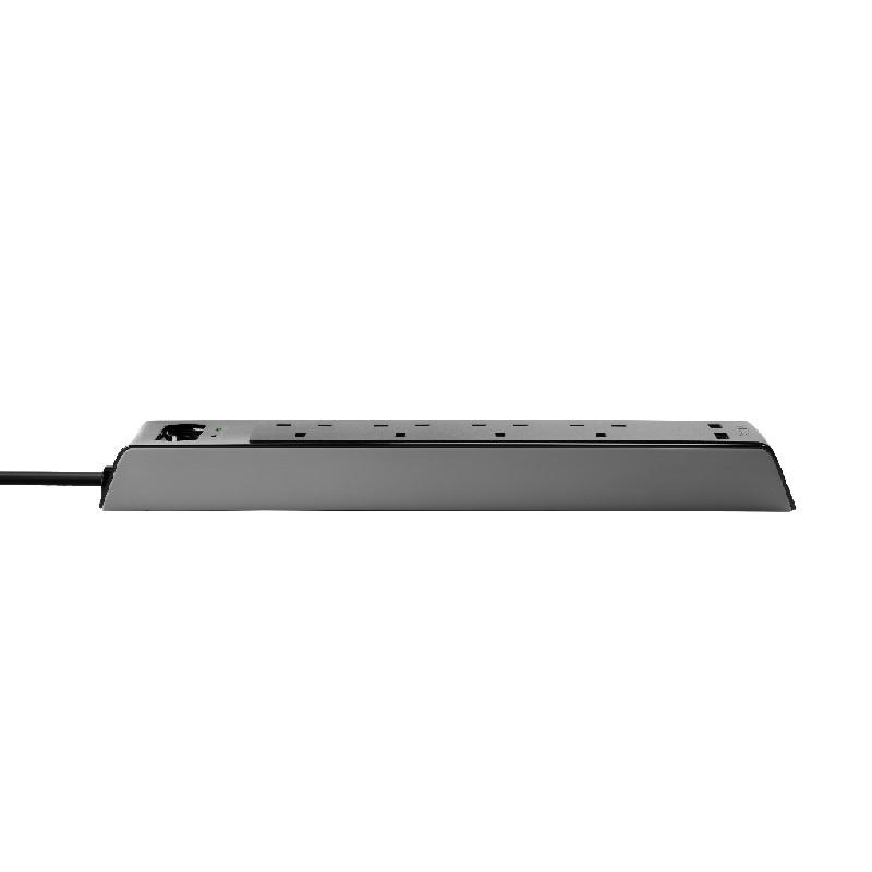 【香港行貨】 Targus SmartSurge 4 with 2 USB Ports APS10AP