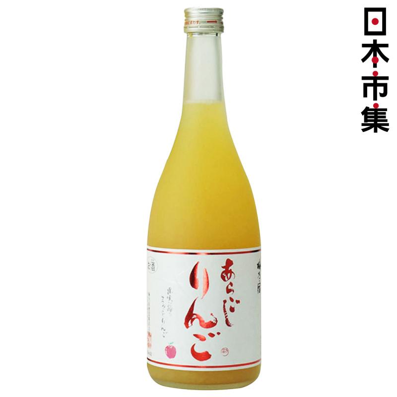 日版 梅乃宿 果粒蘋果酒 720ml【市集世界 - 日本市集】