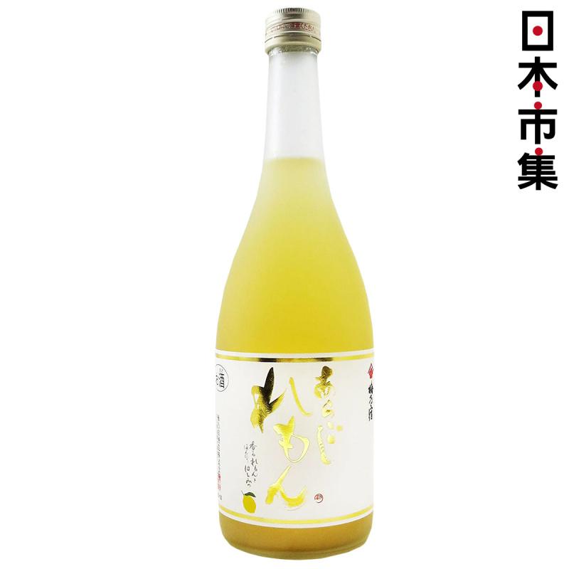 日版 梅乃宿 蜂蜜果肉檸檬酒 720ml【市集世界 - 日本市集】