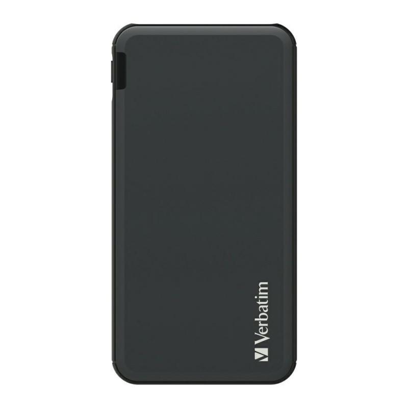 【香港行貨】 Verbatim 10000mAh PD & QC 3.0 流動充電池 - Grey