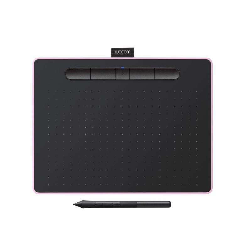 【香港行貨】 Wacom Intuos S with Bluetooth (CTL-4100WL)
