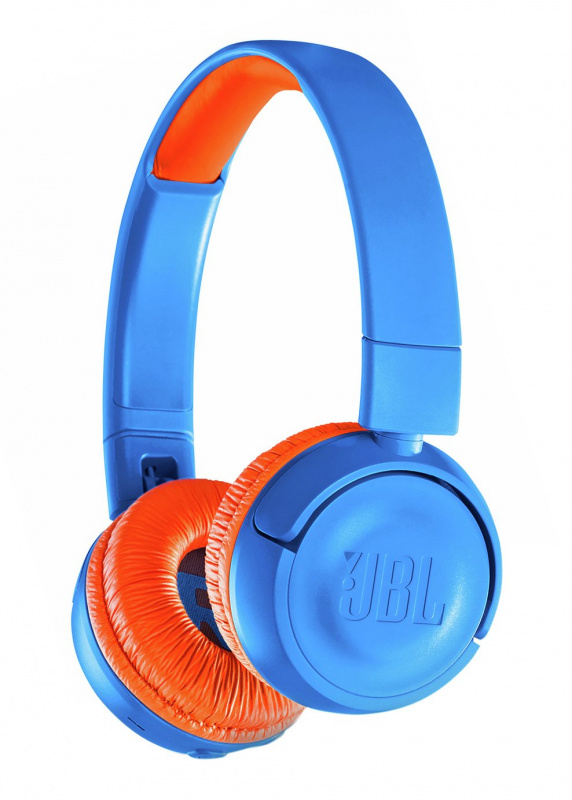 【兒童專用學習耳罩】JBL Kids On-Ear Wireless Headphones Jr300BT
