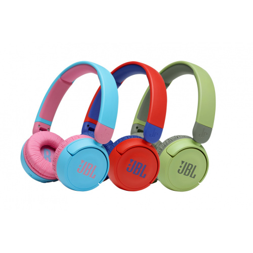 JBL Kids Wireless On-Ear Headphones 兒童專用學習耳罩 JR310BT