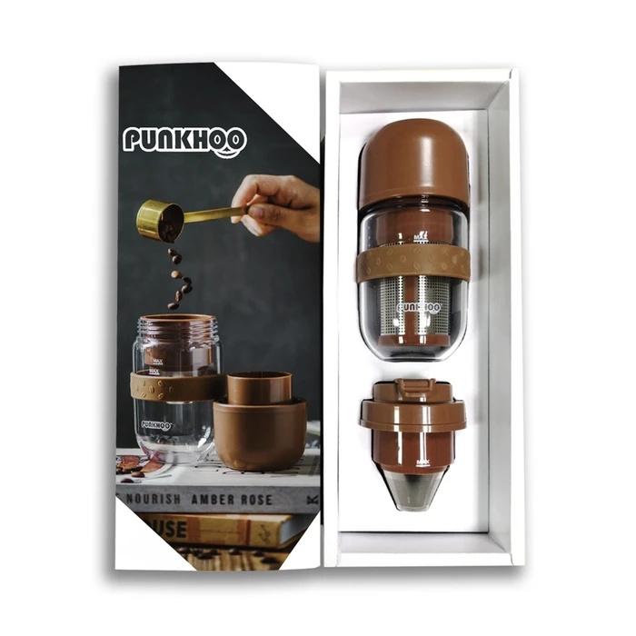 Punkhoo 咖啡豆豆果汁杯 3-5工作天寄出