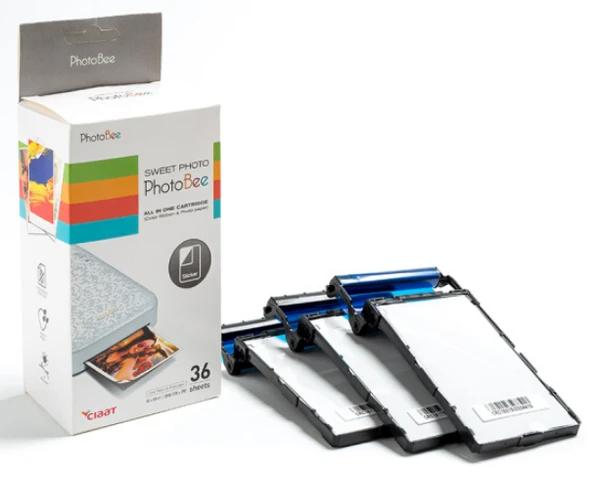 PhotoBee Portable Photo Printer 便攜打印機 [2色]