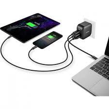 MINIX NEO P1 66W Turbo 3-Port GaN USB & PD Charger