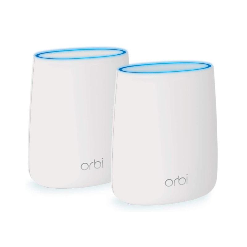 【香港行貨】 Netgear Orbi Micro AC2200 無線路由器系統套裝 (RBK20)