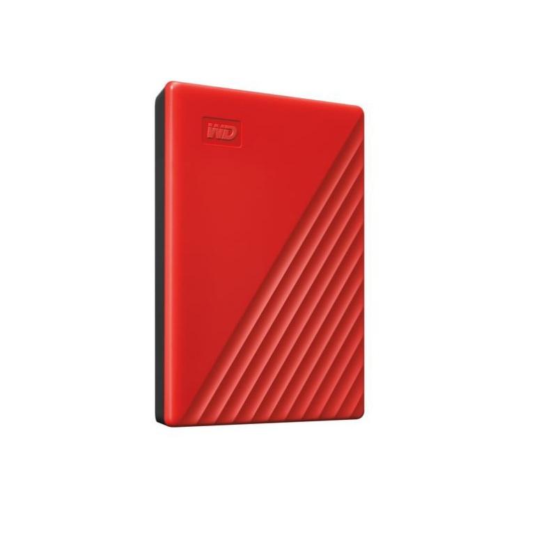 【香港行貨】 Western Digital My Passport 1TB USB3.0 HDD - RED ( WDBYNN0010BRD)