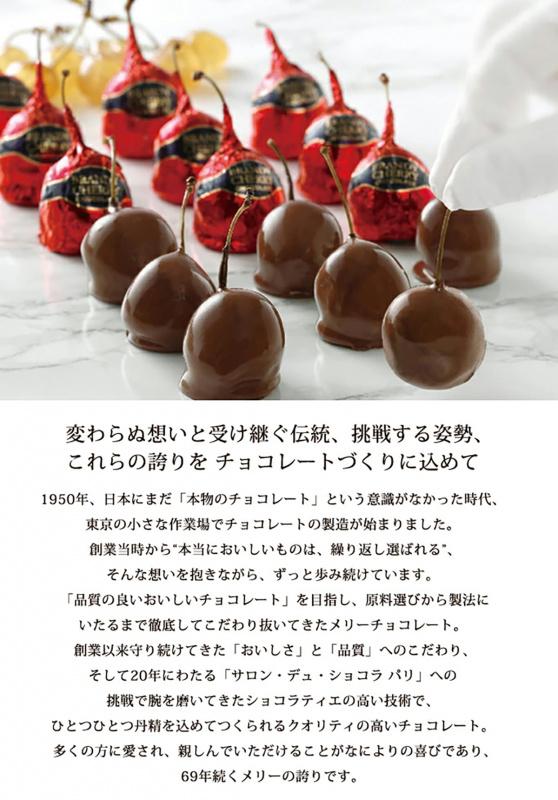 日本Mary's 酒心堅果 特級豪華名貴朱古力禮盒 (1盒10粒)【市集世界 - 日本市集】