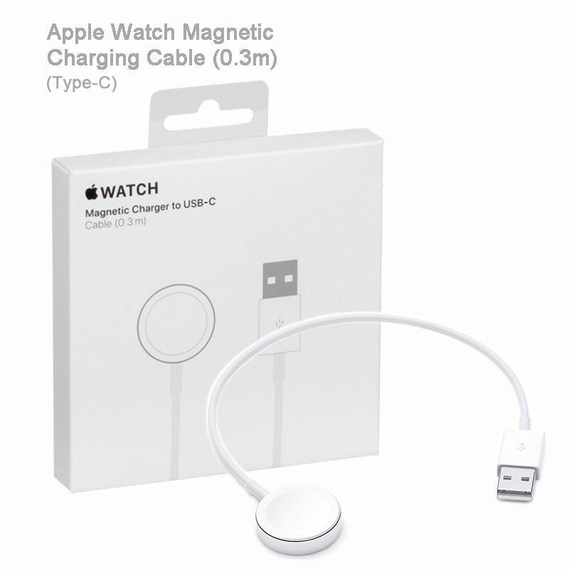 APPLE - Apple Watch磁力充電線(0.3m) == 平行進口