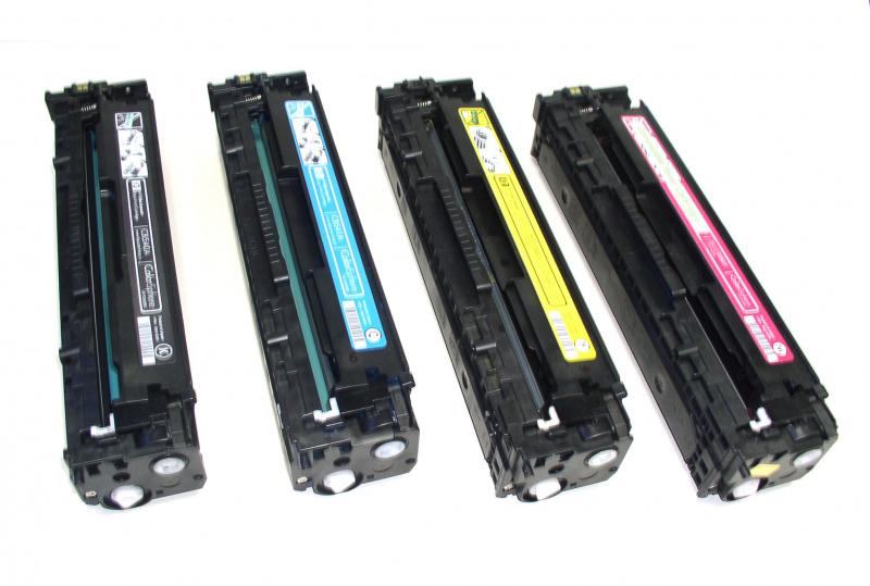 香港製造 HP (128A),CE320A,CE321A,CE322A,CE323A,優質環保代用碳粉盒