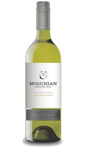 McGuigan Private Bin Chardonnay 麥基根 珍藏 莎當妮