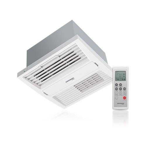 德國寶 HTB916W 1630W 多功能浴室乾衣暖風 窗口/掛牆/天花式 浴室寶 (白色)