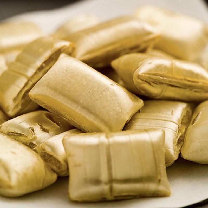 日本 丸七製茶ななや 經典懷舊花生金絲糖 100g【市集世界 - 日本市集】