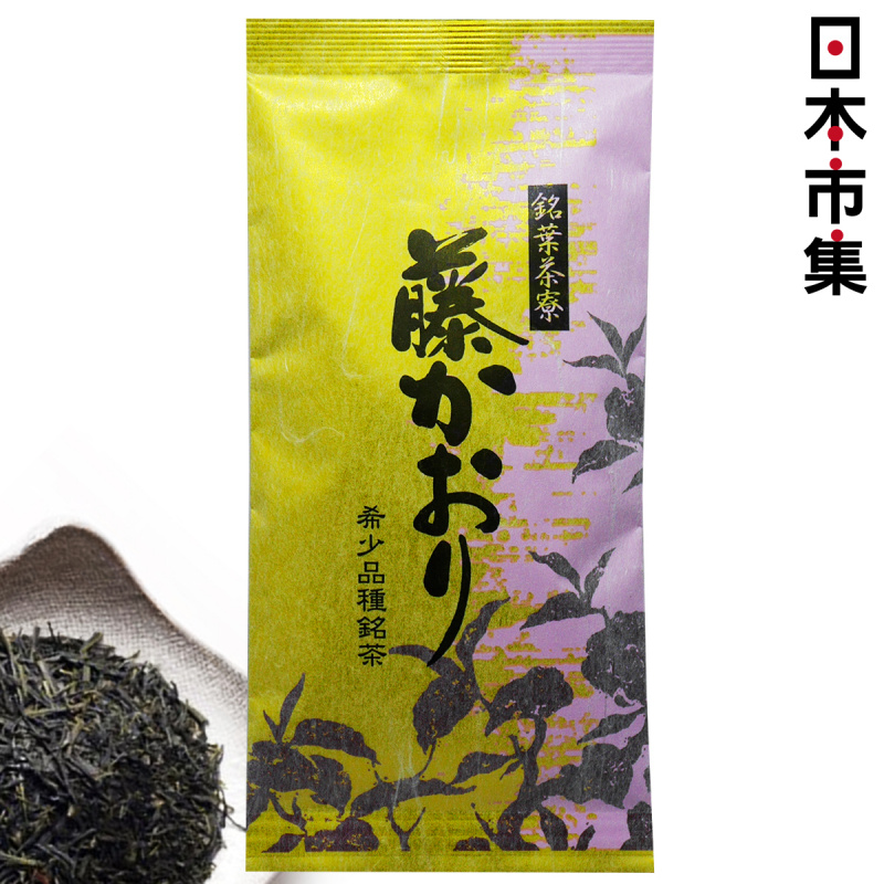 日本 丸七製茶ななや 稀有品 藤香薰茶 100g【市集世界 - 日本市集】
