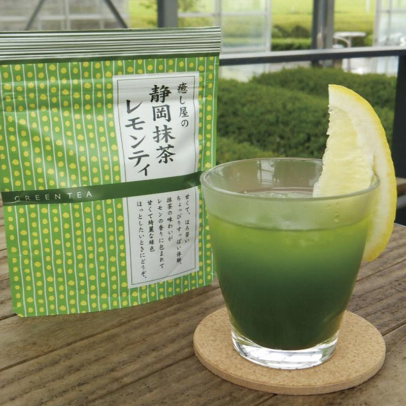 日本 丸七製茶ななや 綠茶粉 檸檬綠茶 80g【市集世界 - 日本市集】