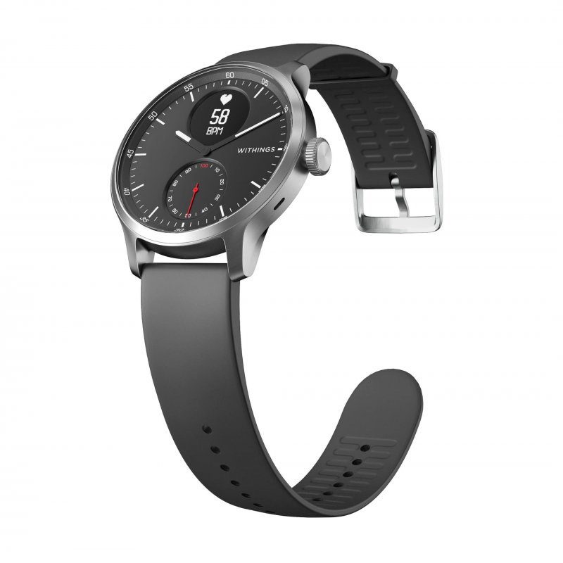 Withings ScanWatch 42mm 智能心率手錶