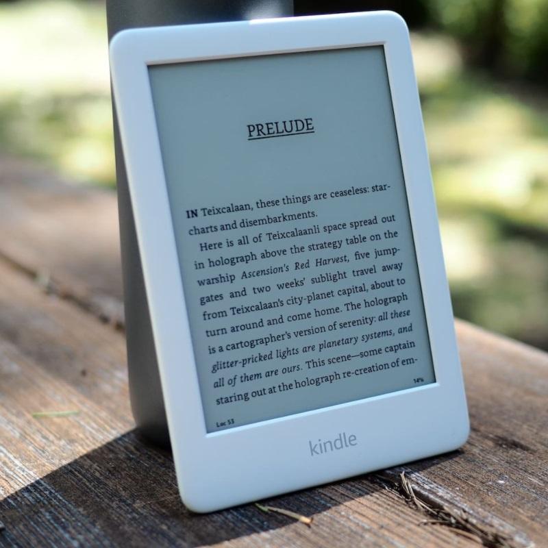 Amazon Kindle 10 (2019) Wi-Fi 8GB